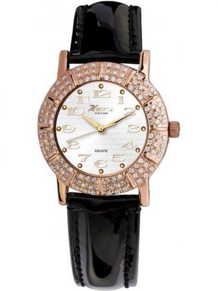Часы из белого золота женские ника цена